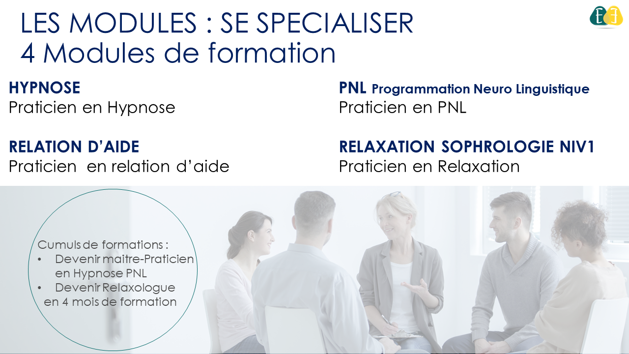 Formation hypnose institut between